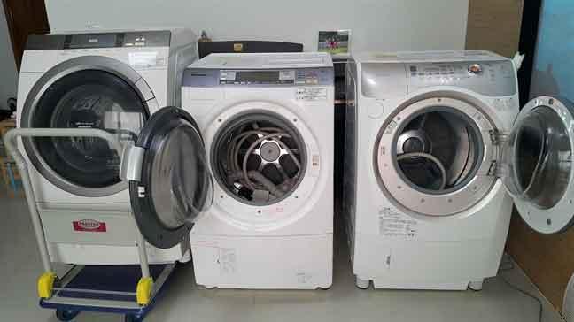 sửa máy giặt panasonic nội địa