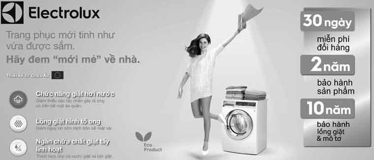 Bảo hành máy giặt tại Thanh Hóa | Electrolux
