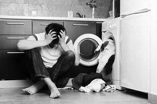 Lỗi UE máy giặt - cách khắc phục lỗi UE của máy giặt | LG