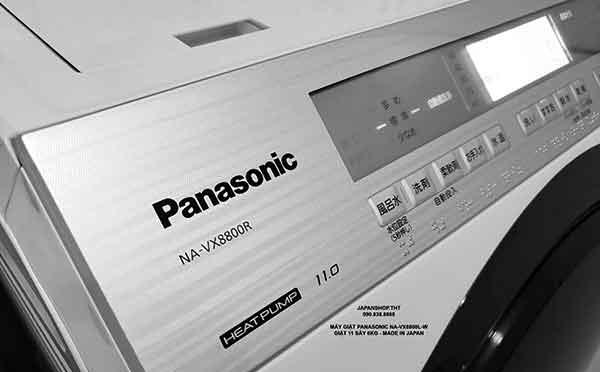 Lỗi H97 máy giặt - sửa lỗi H97 máy giặt nội địa | Panasonic
